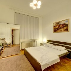 Мини-отель Гавана 3* Номер Комфорт разные типы кроватей фото 12