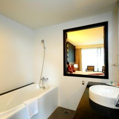 Crystal Palace Hotel 4* Номер Делюкс с различными типами кроватей фото 4