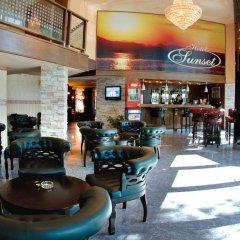 Sunset Hotel - Все включено гостиничный бар фото 3