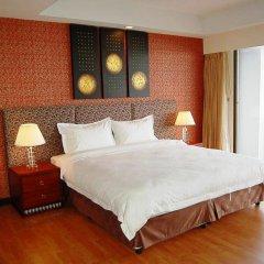 Отель D Varee Jomtien Beach 4* Представительский номер с различными типами кроватей фото 6