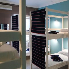 Гостиница Yakor Кровать в общем номере двухъярусные кровати фото 7