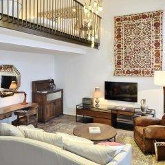 Отель Soho House Istanbul 5* Номер-мезонин Small с различными типами кроватей фото 3