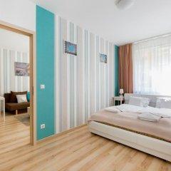 Апартаменты Sun Resort Apartments Улучшенные апартаменты с различными типами кроватей фото 16