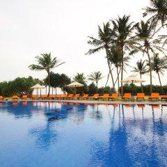 Отель Kamili Beach Villa бассейн фото 3