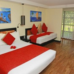 Отель Warwick Fiji 5* Стандартный номер с различными типами кроватей