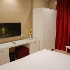 Hotel Luxury 4* Номер Делюкс с различными типами кроватей фото 3