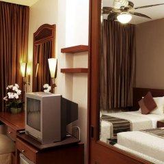 Piman Garden Boutique Hotel 3* Улучшенный номер с двуспальной кроватью