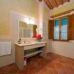 Отель Villa Di Nottola 4* Люкс с различными типами кроватей