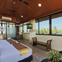 Arena Beach Hotel 3* Номер Делюкс с различными типами кроватей фото 7