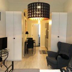 Отель Place Jourdan Petit Appartement Бельгия, Брюссель - отзывы, цены и фото номеров - забронировать отель Place Jourdan Petit Appartement онлайн комната для гостей фото 2