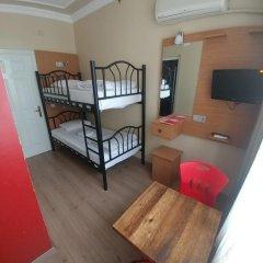 Хостел Antique Номер Эконом 2 отдельные кровати фото 10