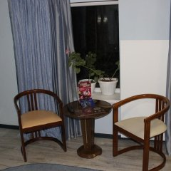 Гостиница Inn Gusy-Lebedy комната для гостей