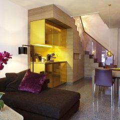 Отель abito Suites 3* Люкс с различными типами кроватей фото 7