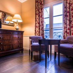 Отель Le Lavoisier 4* Стандартный номер фото 3