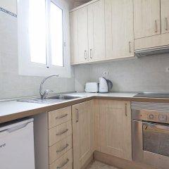Апартаменты Plaza España Apartment Барселона в номере