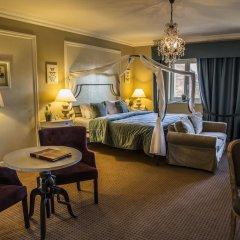Hotel Amalka 3* Номер Делюкс фото 8