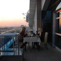Grand Saatcioglu Hotel Турция, Аксарай - отзывы, цены и фото номеров - забронировать отель Grand Saatcioglu Hotel онлайн балкон
