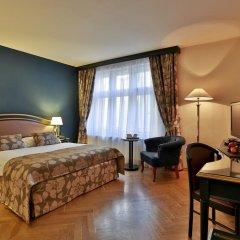 Elysee Hotel Prague 4* Стандартный номер фото 8