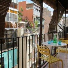 Отель Molino House балкон