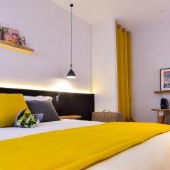 Отель Hôtel Victoire & Germain 4* Стандартный номер с различными типами кроватей фото 8