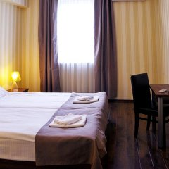 Отель Athletics 2* Стандартный номер с двуспальной кроватью фото 7