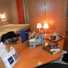 Отель Allegroitalia Espresso Darsena 3* Стандартный номер с различными типами кроватей фото 15