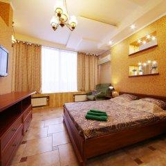 Гостиница Май Стэй Улучшенная студия разные типы кроватей