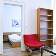 Отель Ai Quattro Angeli 3* Апартаменты с различными типами кроватей фото 26