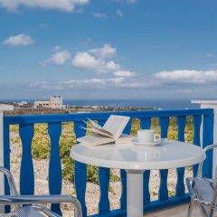 Отель Villa Margarita Греция, Остров Санторини - отзывы, цены и фото номеров - забронировать отель Villa Margarita онлайн балкон
