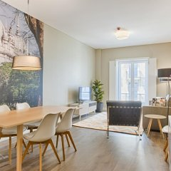 Отель Chiado Mercy - Lisbon Best Apartments Португалия, Лиссабон - отзывы, цены и фото номеров - забронировать отель Chiado Mercy - Lisbon Best Apartments онлайн в номере фото 2