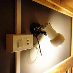 Ideer Hostel Кровать в мужском общем номере фото 7