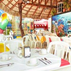 Sands Acapulco Hotel & Bungalows питание