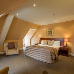 Sherbrooke Castle Hotel комната для гостей фото 3