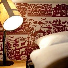Отель Landhaus Швейцария, Занен - отзывы, цены и фото номеров - забронировать отель Landhaus онлайн интерьер отеля