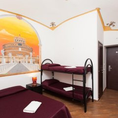 Romangelo 2 Hostel Стандартный номер с различными типами кроватей фото 4