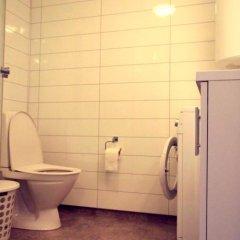 Отель Flotmyrgården Apartment Hotel Норвегия, Гаугесунн - отзывы, цены и фото номеров - забронировать отель Flotmyrgården Apartment Hotel онлайн ванная