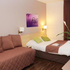 Отель Amhotel Italie Франция, Париж - отзывы, цены и фото номеров - забронировать отель Amhotel Italie онлайн комната для гостей фото 2