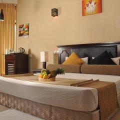 Отель Laya Beach комната для гостей фото 5