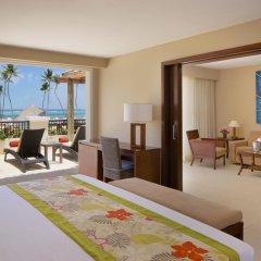 Отель Now Larimar Punta Cana - All Inclusive 4* Люкс с различными типами кроватей фото 3