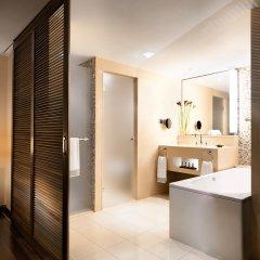 Отель Jumeirah Frankfurt 5* Номер Делюкс с различными типами кроватей фото 8