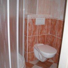 Отель Apartmán Orchidej u Vřídla ванная