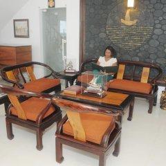 Отель White Villa Resort Aungalla интерьер отеля