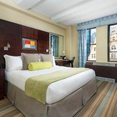 Hotel Mela Times Square 4* Номер Делюкс с различными типами кроватей фото 4