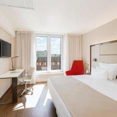 Отель NH Collection Berlin Mitte Am Checkpoint Charlie 4* Улучшенный номер с двуспальной кроватью