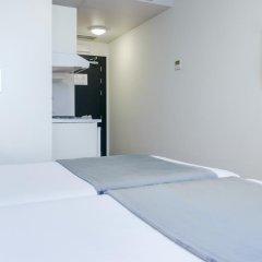 Отель Vertice Roomspace Madrid 3* Стандартный номер с двуспальной кроватью фото 3