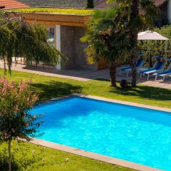 Отель und Residence Johanneshof Италия, Чермес - отзывы, цены и фото номеров - забронировать отель und Residence Johanneshof онлайн бассейн фото 2