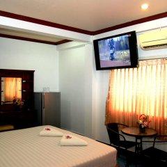 Апартаменты Greenvale Serviced Apartment Улучшенный номер с различными типами кроватей