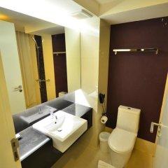 Отель H-Residence 3* Номер Делюкс с различными типами кроватей фото 5