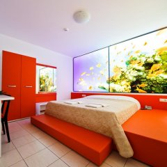 Отель Motel Autosole 2* Стандартный номер с различными типами кроватей фото 13