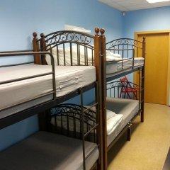 Light Dream Hostel Кровать в общем номере с двухъярусной кроватью фото 11